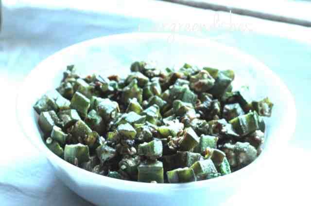 okra stir fry okra stir fry Delicious Okra stir fry, no onion garlic okra stirfry1 1