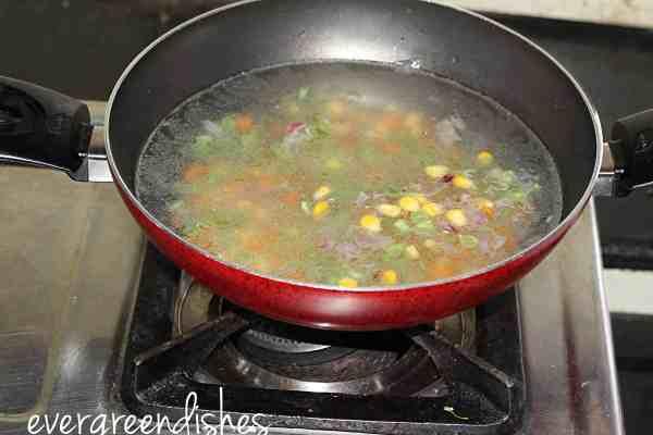 sweet corn vegetable soup Sweet corn vegetable soup scvsoup6 600x400