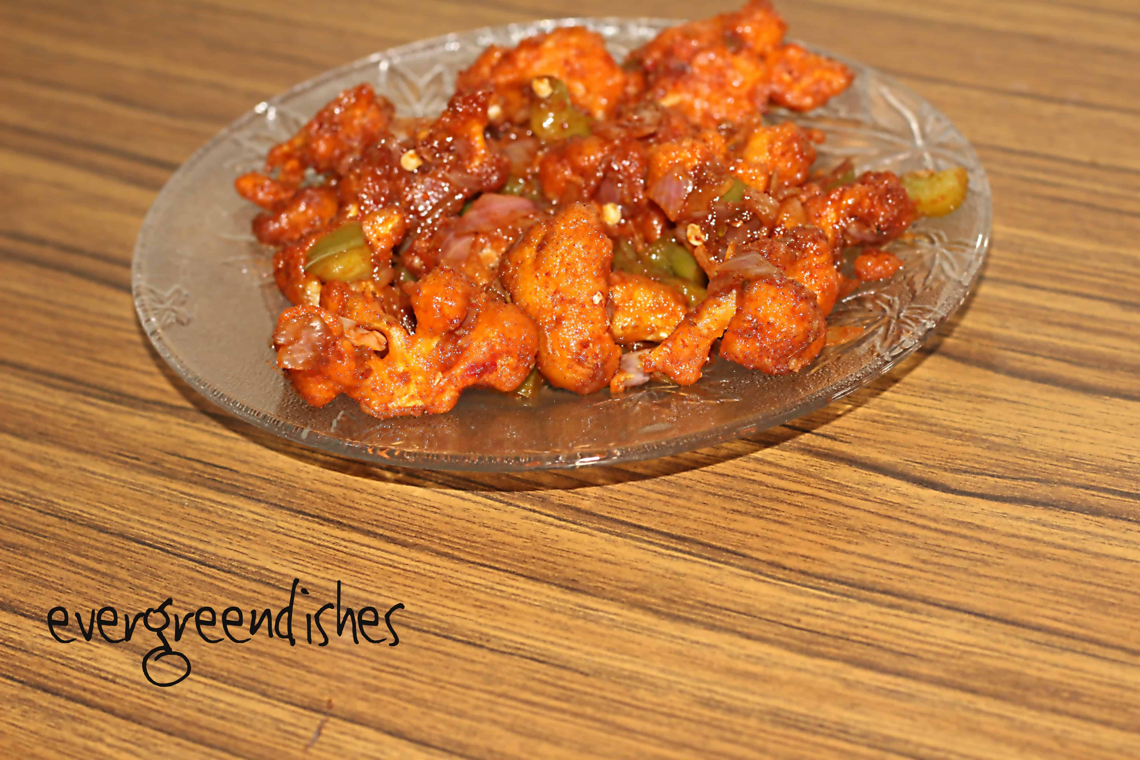 Gobi Manchurian How To Make Gobi Manchurian Ever Green Dishes