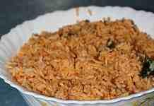 sesame rice