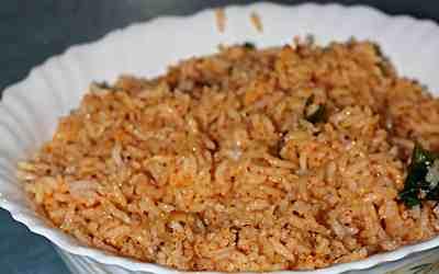 Sesame Rice/ how to make sesame rice