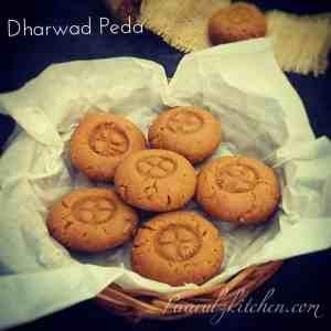 dharwad peda