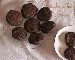 mocha coffee cookies  Mocha coffee cookies mocha coffee cookies2 300x237