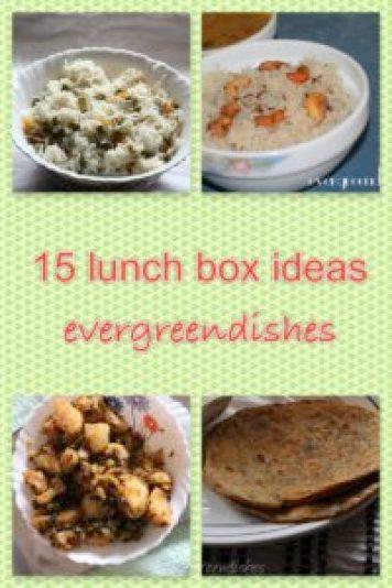 15 lunch box ideas
