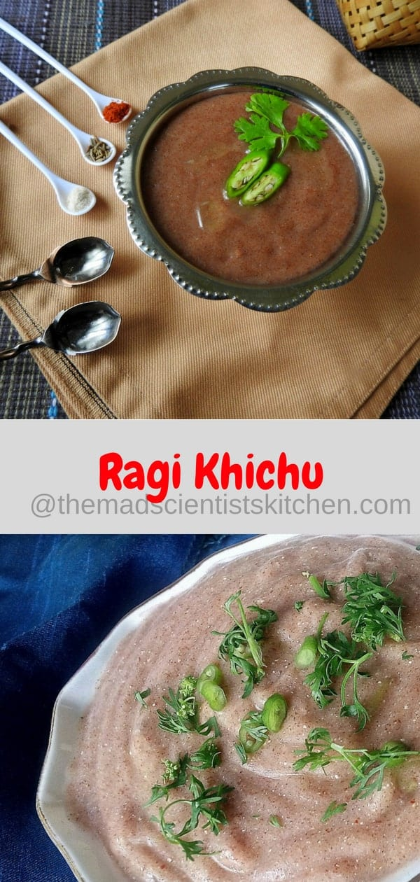 Ragi Khichu - guest post