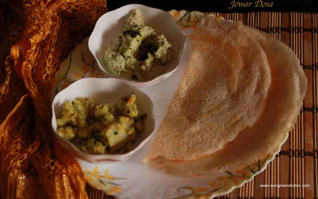 How to make jowar dosa