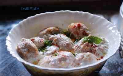 How to make Dahi Vada