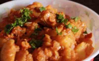 Raswali Alu / Quick Potato Curry