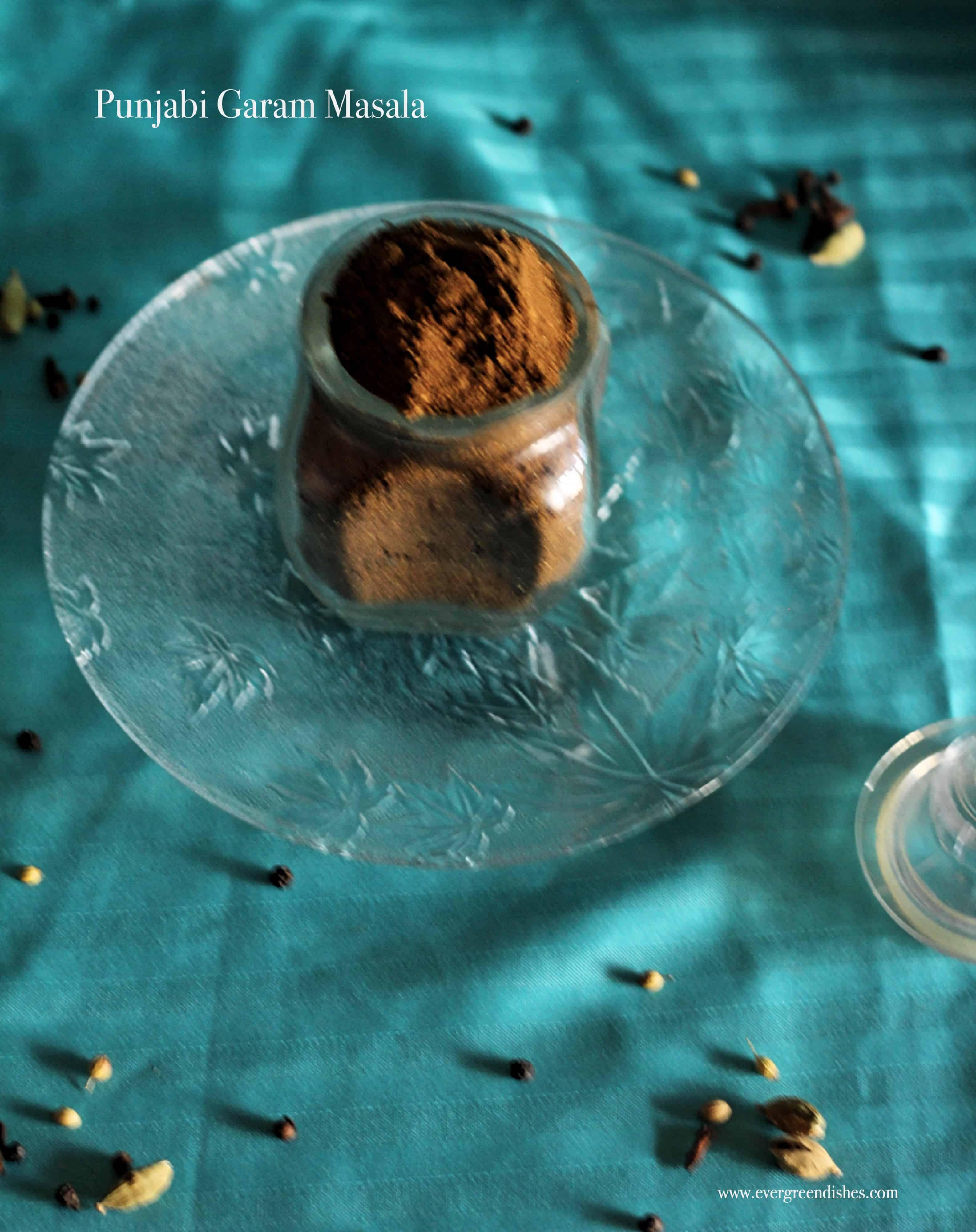 punjabi garam masala