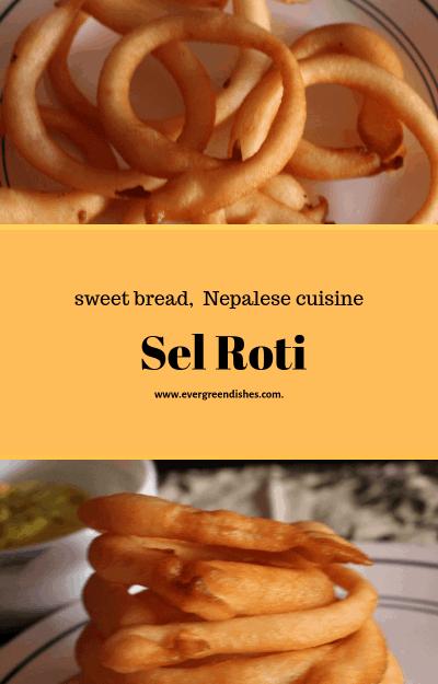 Sel Roti / how to make  sel roti