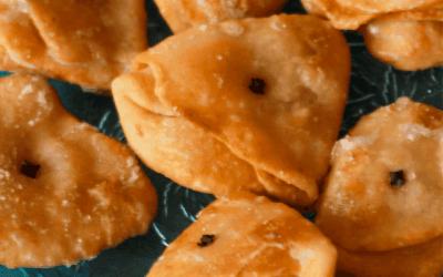 Badam Puri | how to make badam puri