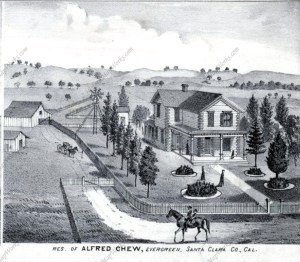 J.E. Brown, Theodore Lenzen Residence, Geo. H. Briggs, J.E. Ruc