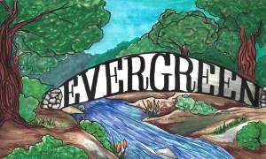 a 1840 - Evergreen bridge