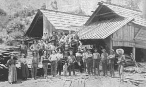 Cunningham Mill - Staff Posing