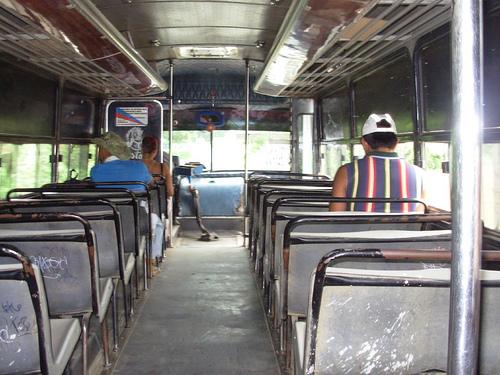 reasons-why-you-should-use-public-transportation-bus in oaxaca