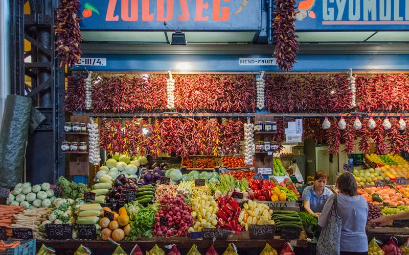 A Hungarian Food Tour in Budapest