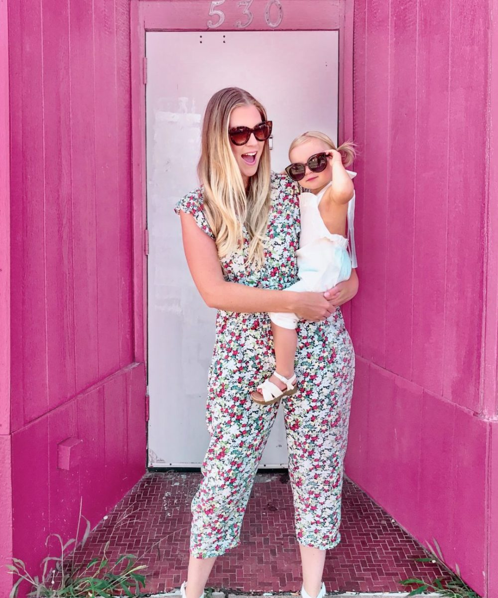 Coordinated Ruffle Jumpsuits 3