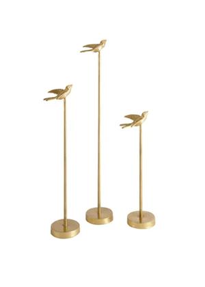 gold bird figurines decor home pier 1