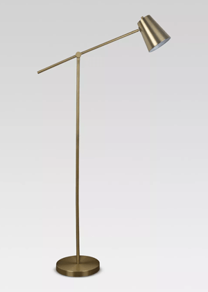 gold floor lamp target girls room decor home