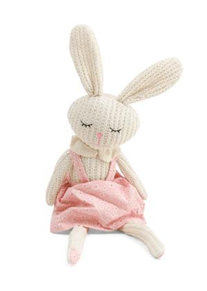 knit bunny toy tjmaxx evie