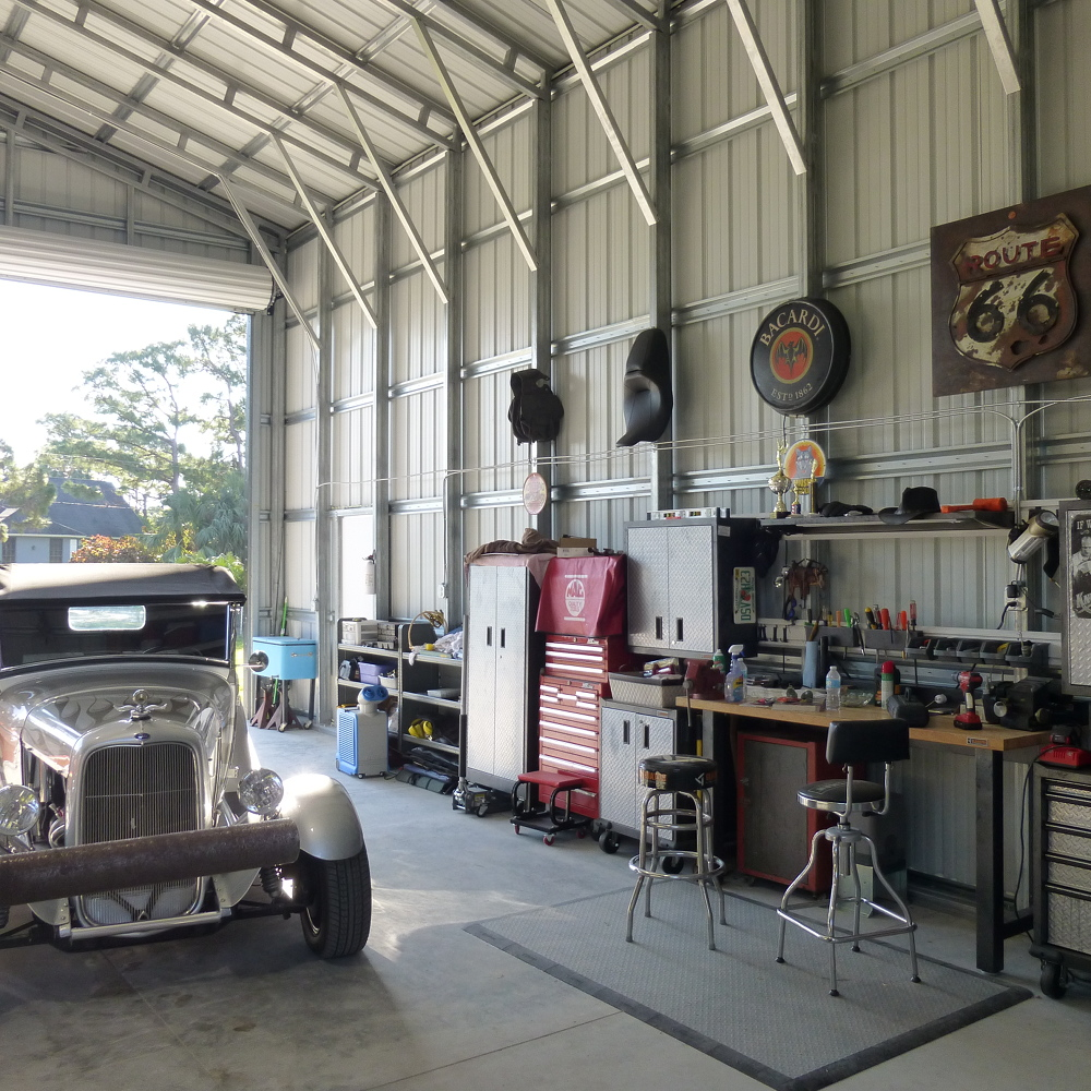 Metal Workshops Eversafe Buildings