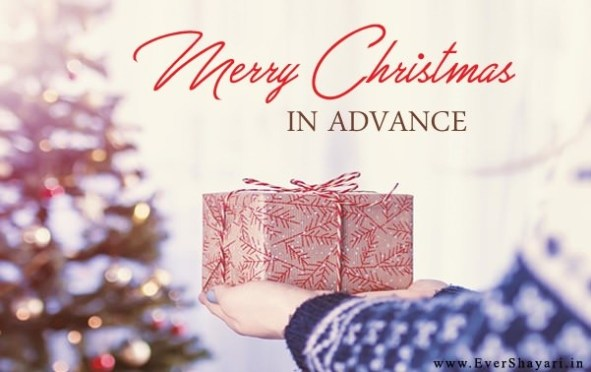 Advance Christmas Shayari Wishes Sms In Hindi