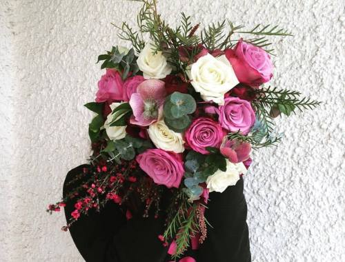 Check out Will Blooms for gorgeous floral design.