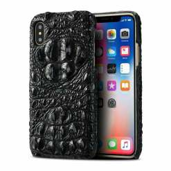 Croc Leather iPhone XS Max Case
