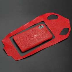 Genuine Stingray Skin iPhone XS Max Case