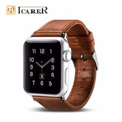 ICARER Apple Watch Leather Band Strap