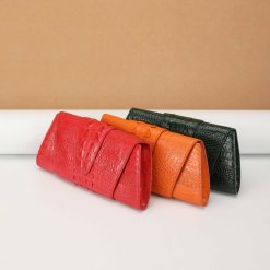 Crocodile Leather Banquet Purse Evening Handbag