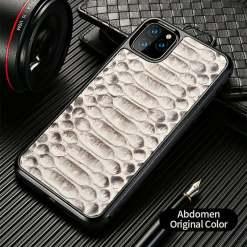 snake skin case