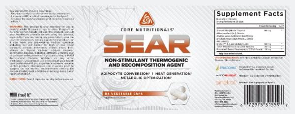 Core - Sear