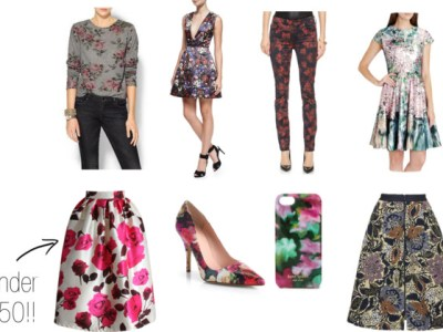 Friday Favorites: Fall Floral