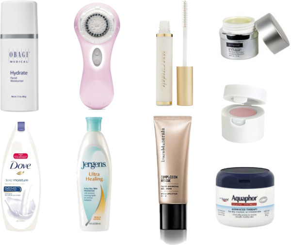 Winter Skin Must Haves