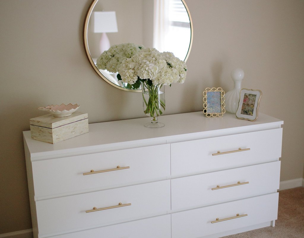 Guest Room Reveal: Part Two Ikea Hack