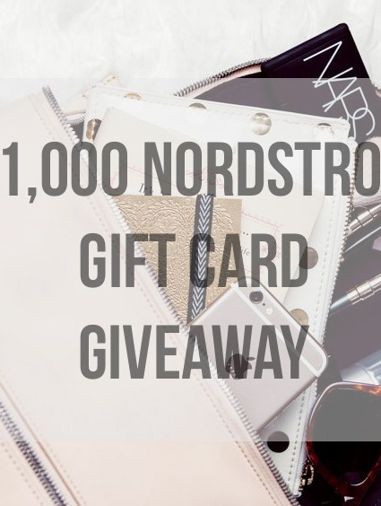Blog Giveaway Time!!