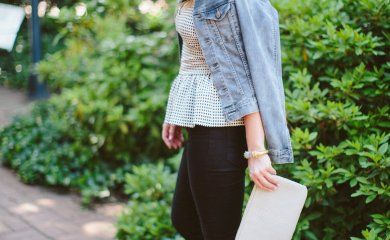 The Perfect Gingham Top for Spring