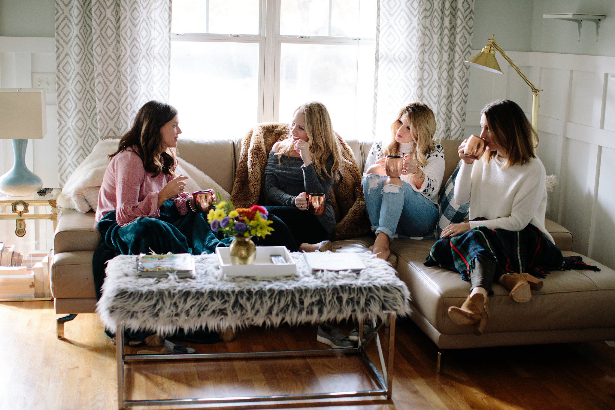 A Holiday Celebration with Diet Coke by North Carolina style blogger Every Chic Way