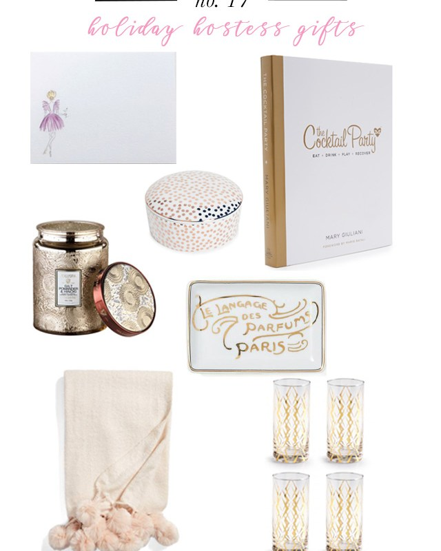 The Chic List No. 17: Hostess Gifts