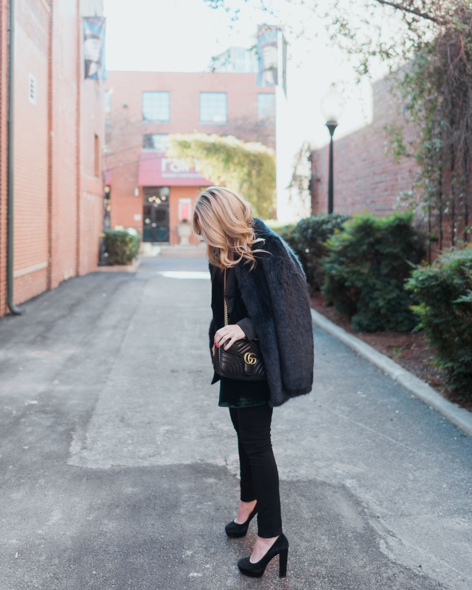 How to wear winter layers on ECW today!