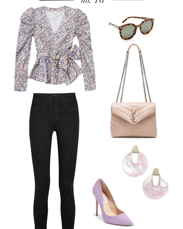 The Chic List No.18: Date Night Look