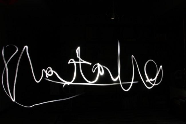 lightpainting_name