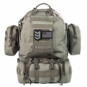 Tactical Bug Out Backpack - Paratus 3 Day Tactical Backpack