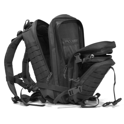 Best Survival Backpack - Compartments