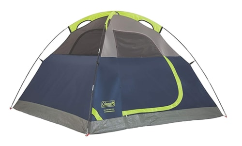 Best Dome Tent - Coleman 3-Person Tent