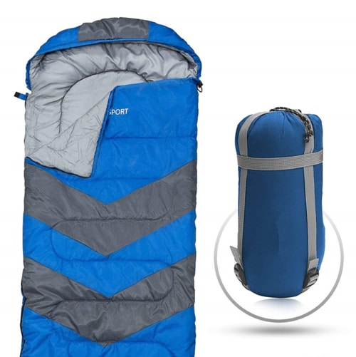 Bug Out Bag Essentials - Sleeping Bag