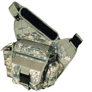 Best EDC Backpack - UTG Multi-functional Tactical Messenger Bag Army Digital