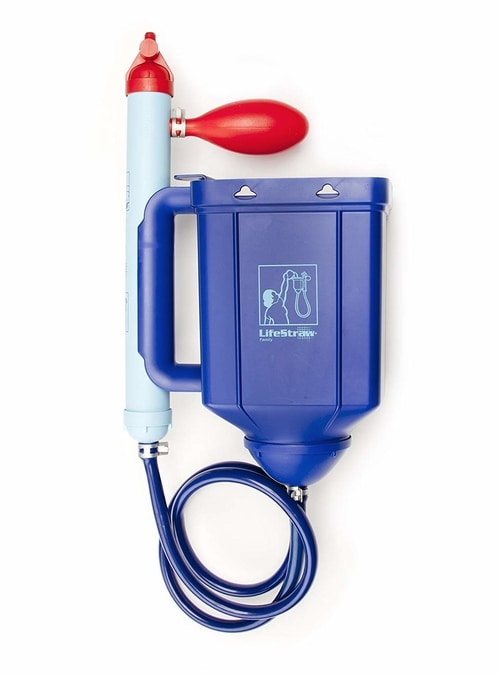 Best Gifts For Camping Enthusiasts - LifeStraw Family Water Purification System