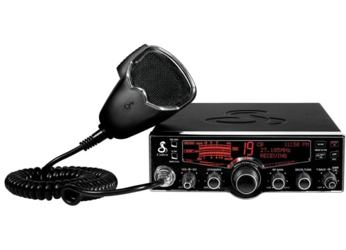 Ham Radio Emergency Frequencies - Cobra 29Lx Professional CB Radio
